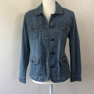 Style & Co Denim Jacket - S